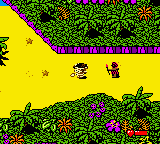 Tasmanian Devil: Munching Madness Screenshot 2 (Game Boy Color)