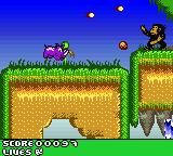 Rhino Rumble Screenshot 3 (Game Boy Color)