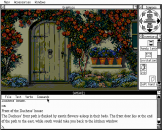 Wonderland Screenshot 4 (IBM PC)