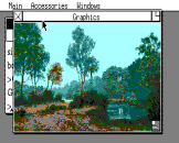 Wonderland Screenshot 7 (IBM PC)