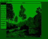 Wonderland Screenshot 8 (IBM PC)