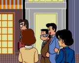 Warau Salesman Screenshot 6 (Mega CD (Japanese Version))
