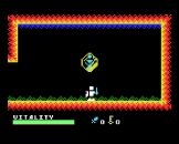 Mayq Buster Screenshot 1 (MSX)