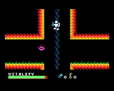 Mayq Buster Screenshot 2 (MSX)
