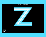 Z Loading Screen For The MSX