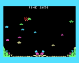 Z Screenshot 2 (MSX)