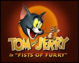 Tom & Jerry In Fists of Furry Loading Screen For The Nintendo 64 (EU Version)