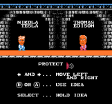 Tesla Vs. Edison Screenshot 1 (Nintendo (US Version))