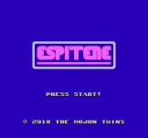 Espitene Loading Screen For The Nintendo (US Version)