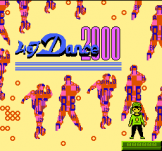 Hot Dance 2000 Loading Screen For The Nintendo