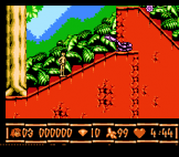 The Jungle Book Screenshot 2 (Nintendo (US Version))