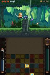Henry Hatsworth In The Puzzling Adventure Screenshot 2 (Nintendo DS)