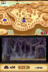 Henry Hatsworth In The Puzzling Adventure Screenshot 18 (Nintendo DS)
