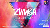 Zumba Burn It Up Loading Screen For The Nintendo Switch