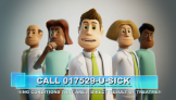 Two Point Hospital Loading Screen For The Nintendo Switch (EU Version)
