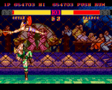 Street Fighter II': Champion Edition Screenshot 4 (PC Engine (JP Version))