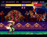 Street Fighter II': Champion Edition Screenshot 5 (PC Engine (JP Version))