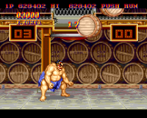 Street Fighter II': Champion Edition Screenshot 6 (PC Engine (JP Version))