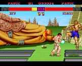 Street Fighter II': Champion Edition Screenshot 19 (PC Engine (JP Version))