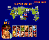 Street Fighter II': Champion Edition Screenshot 20 (PC Engine (JP Version))