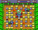 Bomberman '94 Screenshot 2 (PC Engine (JP Version))