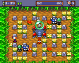 Bomberman '94 Screenshot 3 (PC Engine (JP Version))