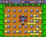Bomberman '94 Screenshot 4 (PC Engine (JP Version))