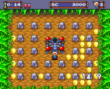 Bomberman '94 Screenshot 5 (PC Engine (JP Version))