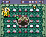 Bomberman '94 Screenshot 7 (PC Engine (JP Version))