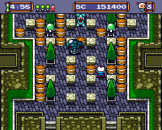 Bomberman '94 Screenshot 16 (PC Engine (JP Version))
