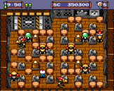 Bomberman '94 Screenshot 24 (PC Engine (JP Version))