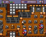 Bomberman '94 Screenshot 25 (PC Engine (JP Version))