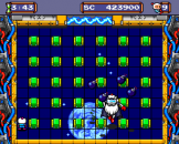 Bomberman '94 Screenshot 28 (PC Engine (JP Version))