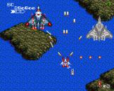 Final Soldier Screenshot 1 (PC Engine (JP Version))