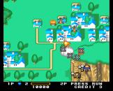 Detana!! TwinBee Screenshot 1 (PC Engine (JP Version))