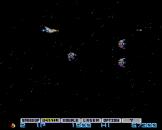 Gradius Screenshot 1 (PC Engine (JP Version))