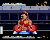 Digital Champ Screenshot 1 (PC Engine (JP Version))