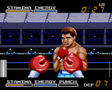 Digital Champ Screenshot 2 (PC Engine (JP Version))