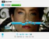 Singstar 80's (French Version) Screenshot 22 (PlayStation 2 (EU Version))