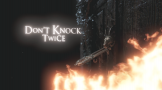 Don't Knock Twice Loading Screen For The PlayStation 4 (EU Version)