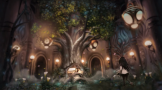 Deemo Reborn Loading Screen For The PlayStation 4 (EU Version)