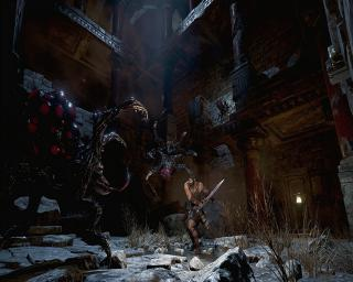 Theseus Screenshot 1 (PlayStation 4 (EU Version))