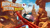 Roller Coaster Tycoon Joyride Loading Screen For The PlayStation 4 (US Version)