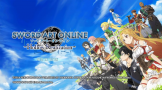 Sword Art Online: Hollow Realization Loading Screen For The PlayStation Vita