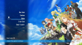 Sword Art Online: Hollow Realization Screenshot 1 (PlayStation Vita)