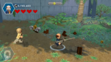 Lego Jurassic World Screenshot 37 (PlayStation Vita)