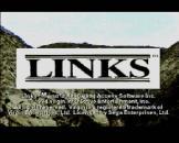 Links: The Challenge of Golf Loading Screen For The Sega CD (US Version)