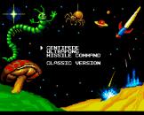 Arcade Classics Screenshot 1 (Sega Genesis)