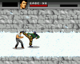 Cliffhanger Screenshot 1 (Sega Genesis)