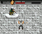 Cliffhanger Screenshot 2 (Sega Genesis)